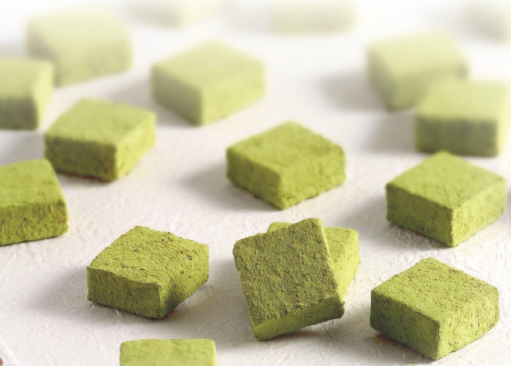 綠茶金桔糖